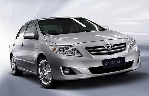 好消息!一汽丰田卡罗拉/花冠升级版留学生价格已公布!